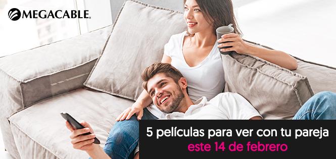 5 peliculas para ver en pareja