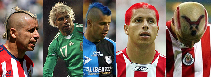 Looks de futbolistas - Bonus