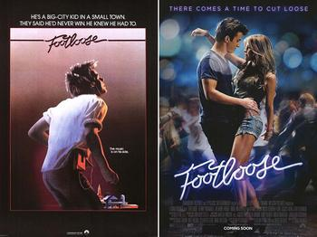 Footloose - Remakes de películas