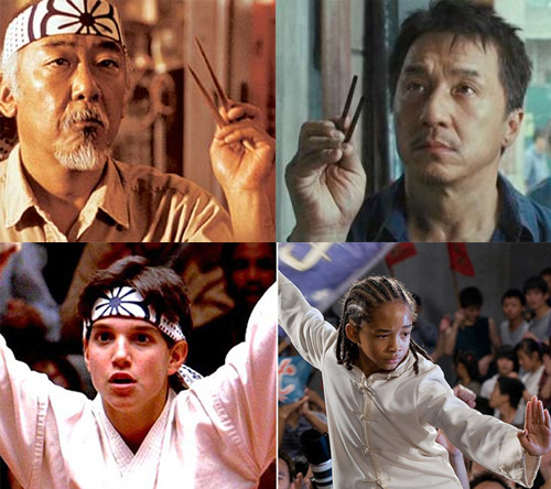Karate Kid - Remakes de películas