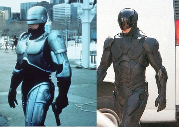 Robocop - Remakes de películas