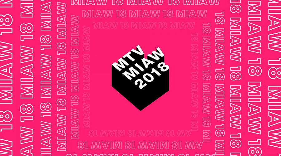 Ganadores MTV MIAW 2018