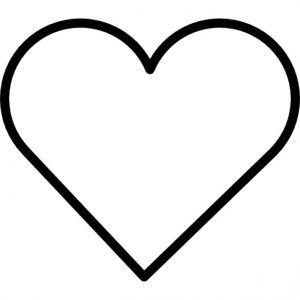 Porque dibujamos así el corazón