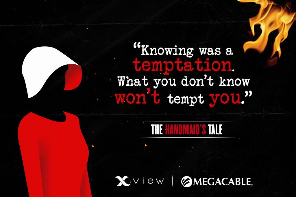frases de The Handmaid's Tale