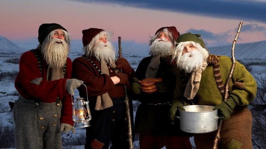Las costumbres más extrañas para celebrar navidad