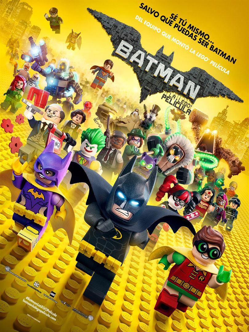 Películas de LEGO
