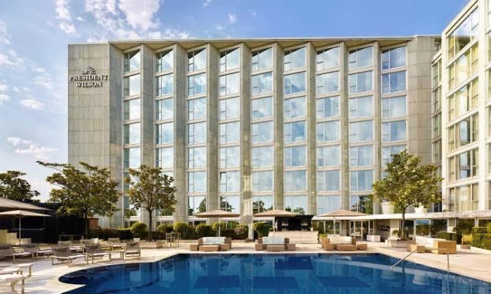 Los hoteles más exuberantes
