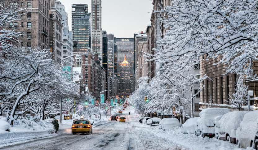 Destinos de invierno