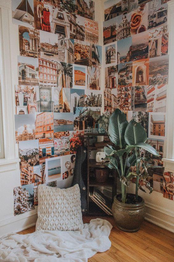 Fotos en casa